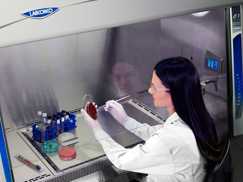 Purifier Axiom Makes Class II Biosafety Cabinet Selection Easy ...