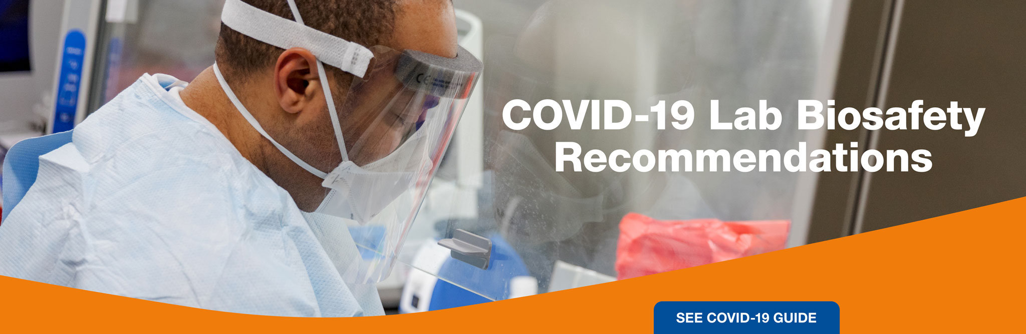 COVID-19 Lab Handling Recommendations