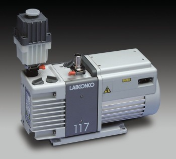 Types of vacuum pumps: rotary vane pump