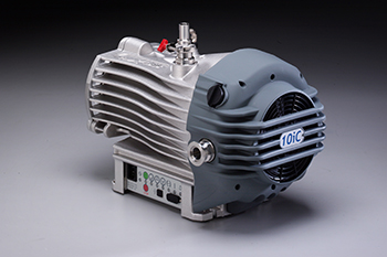 Types of vacuum pumps: scroll pump (dry vacuum pump)