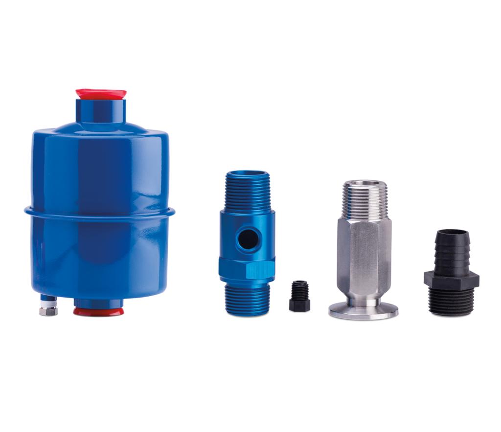 1472200 Vacuum Pump Inlet Filter
