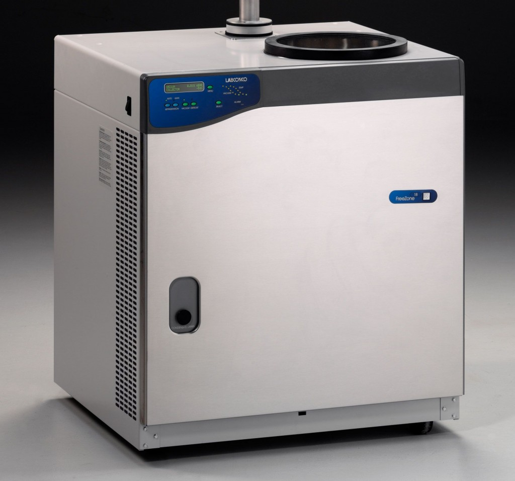 FreeZone 18 Liter Console Freeze Dry System