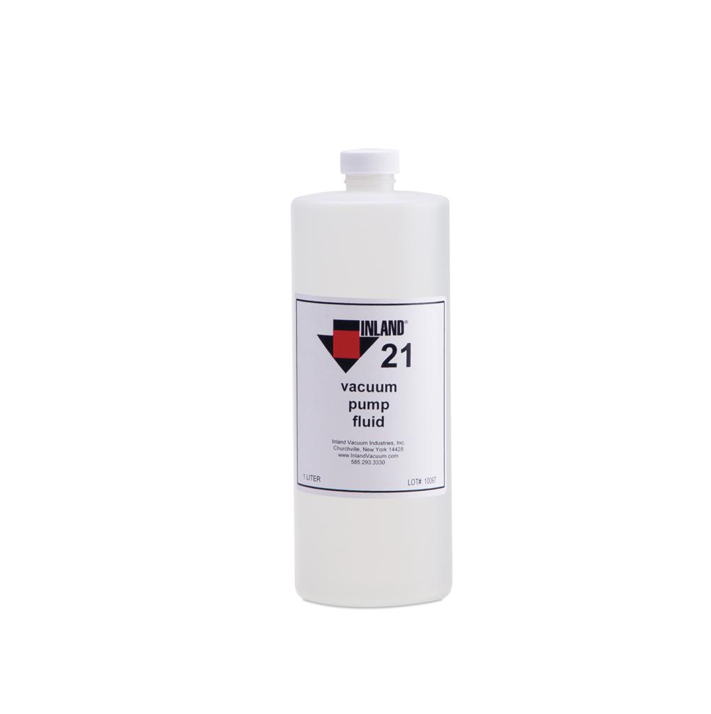 1988000 Vacuum Pump Oil, 1 liter