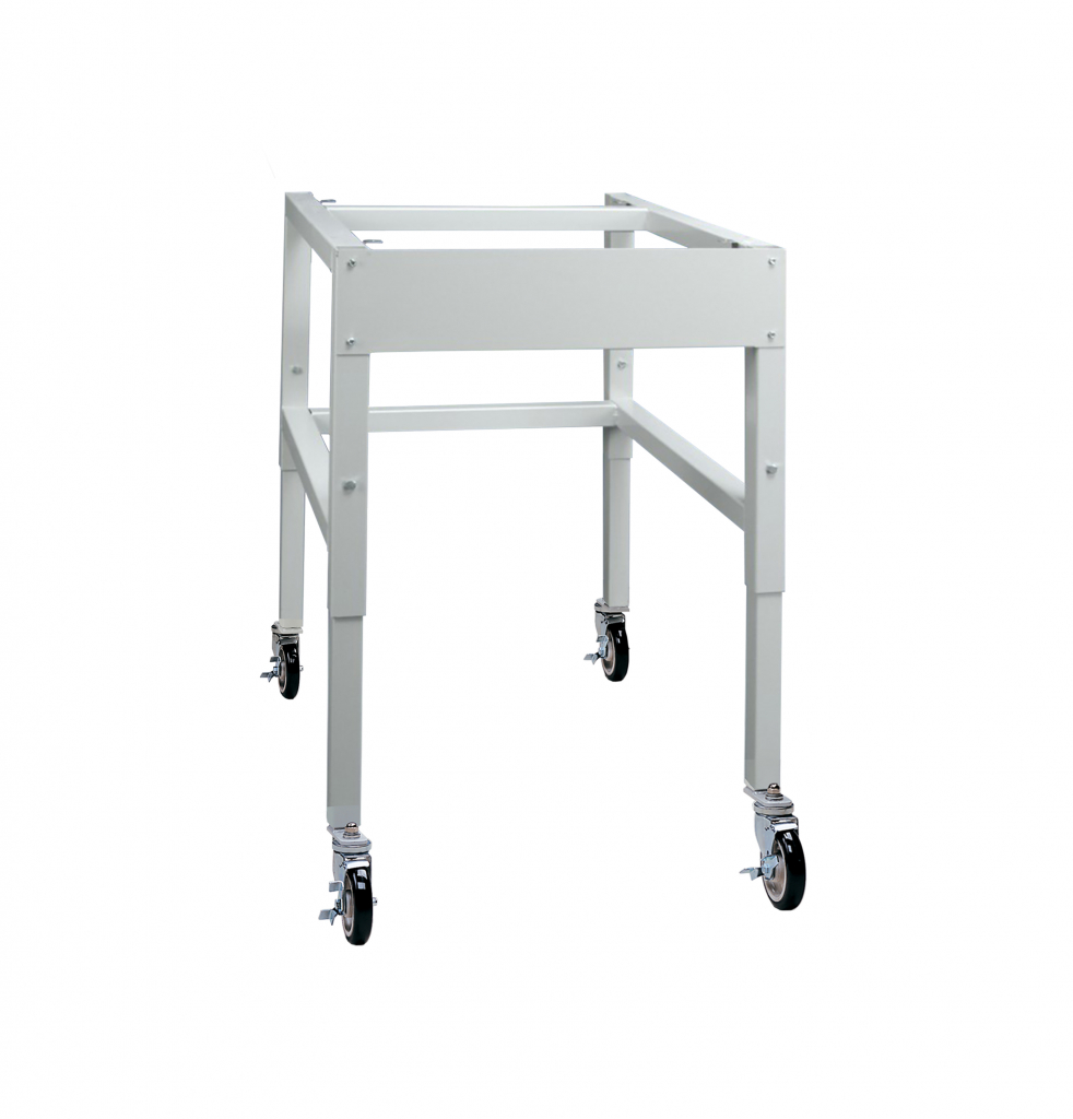 2ft Telescoping Base Stand with Casters for XPert TXE Enclosure