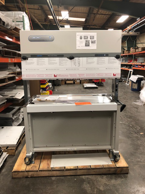 5' PuriCare Open Access Station 115V