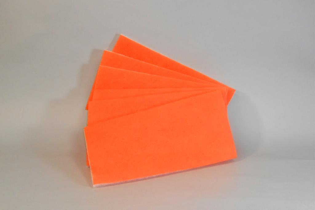 EDC prefilter orange side up