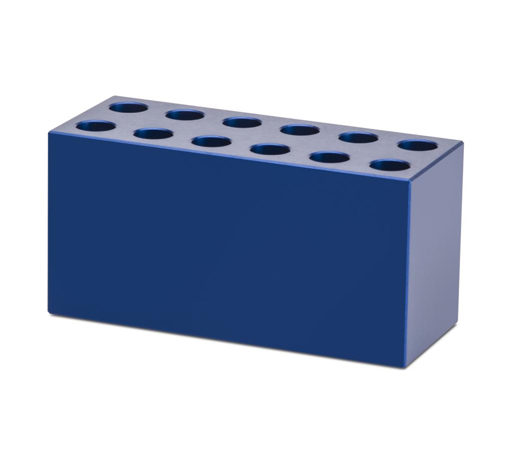 4026405 5 ml, 12 mm Aluminum Tube Rack