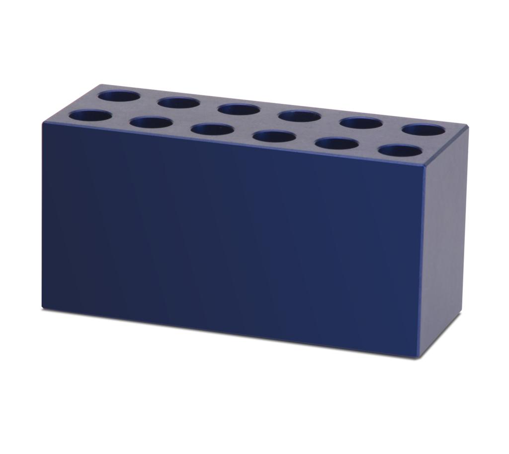 4026406 6 ml, 13 mm Aluminum Tube Rack