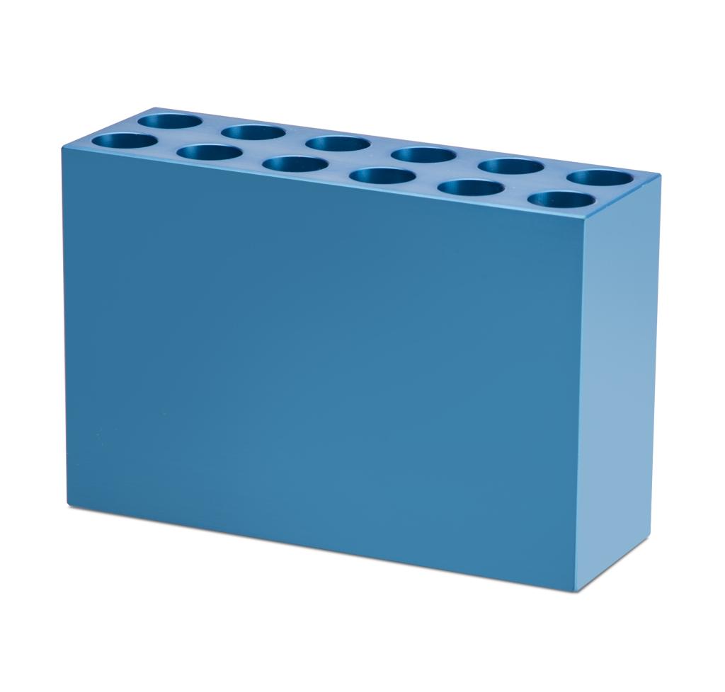 15 ml, 16-17 mm Aluminum Tube Rack