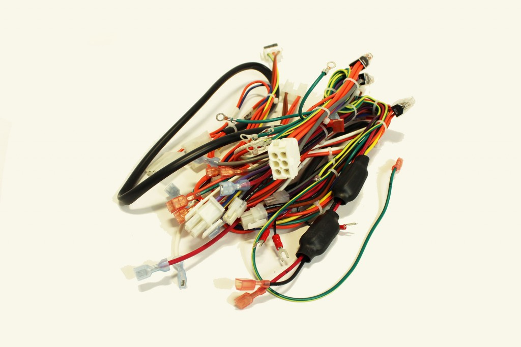 Main Wiring Harness for 115V and 230V