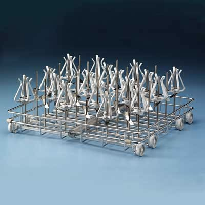 Lower Spindle Rack