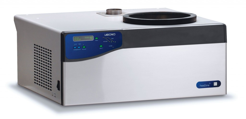 FreeZone 6 Liter Benchtop Freeze Dry System