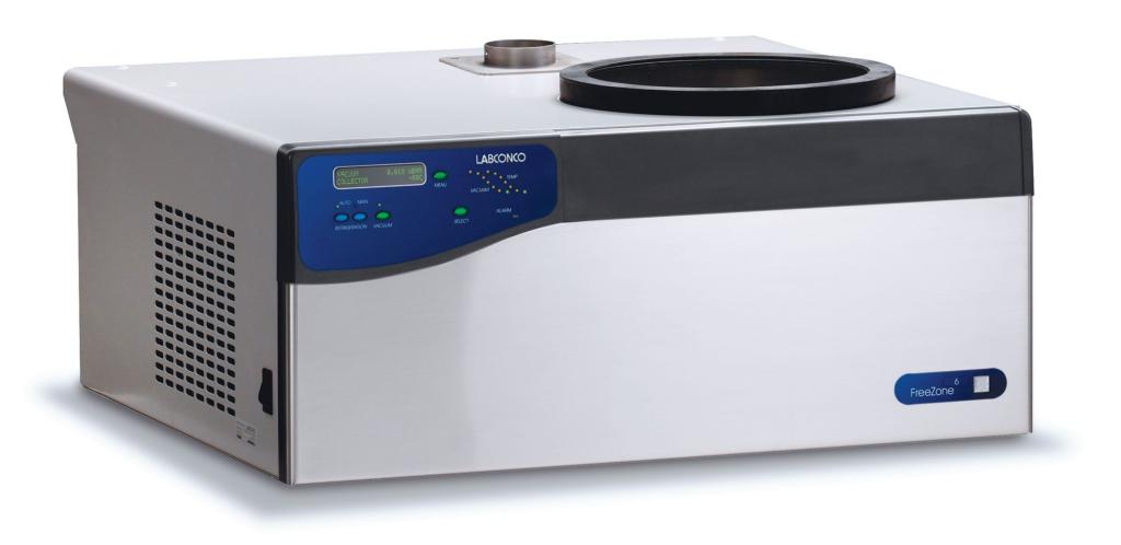 FreeZone 6 Liter Benchtop Freeze Dryers