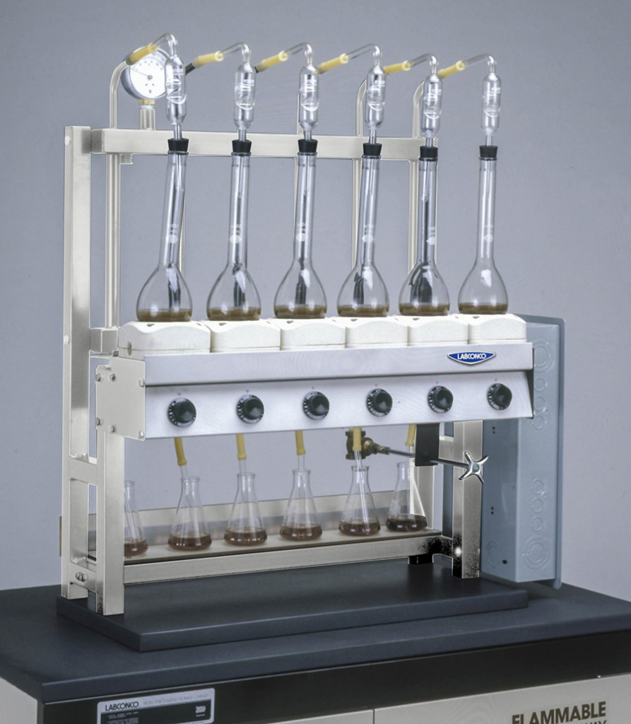 6 Place Distillation Unit