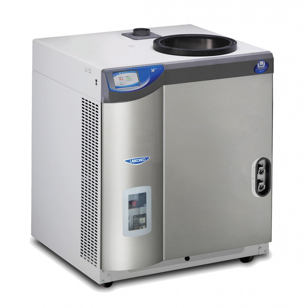 FreeZone 18L -50C Freeze Dryer_Lyophilizer for large sample lyophilizing