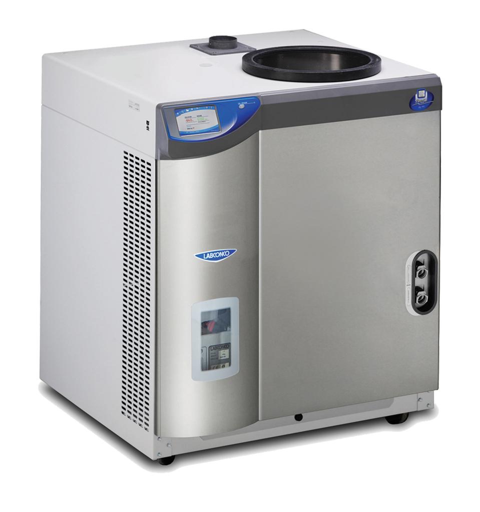FreeZone 6L -84C Freeze Dryer_Lyophilizer for moderate sample lyophilizing