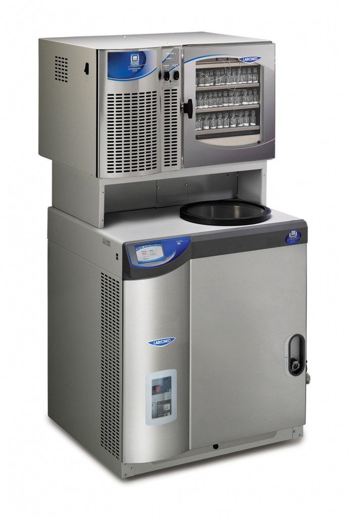 FreeZone 6 Liter -84C Console Freeze Dryer with Stoppering