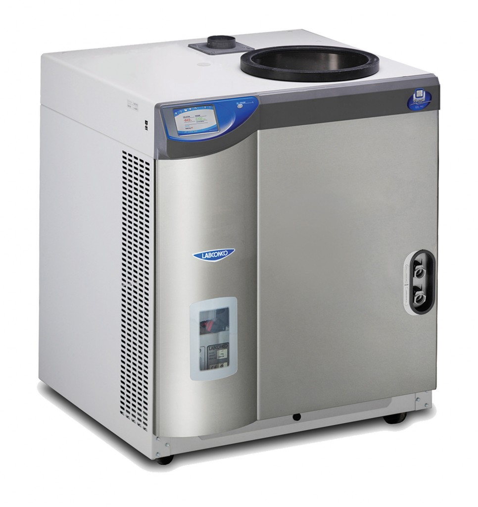 FreeZone 12L -84C Freeze Dryer_Lyophilizer for large sample lyophilizing