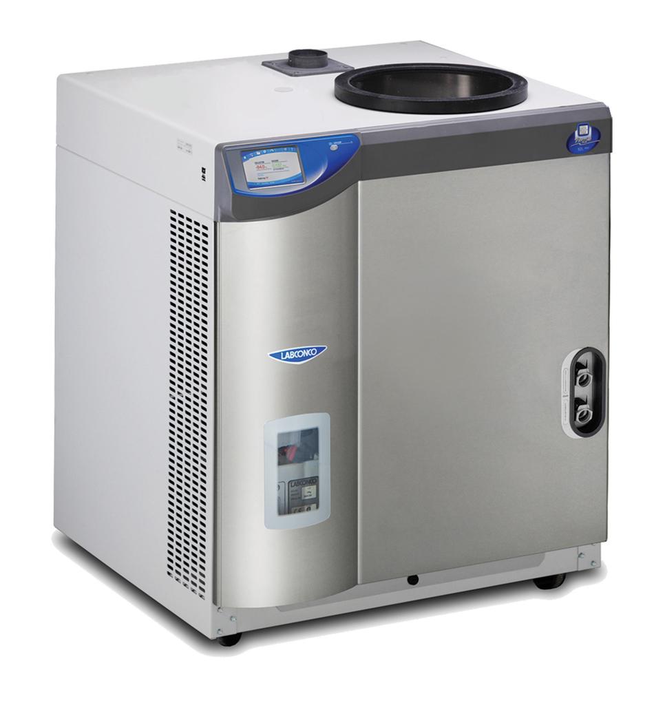 FreeZone 12L -84C Freeze Dryer_Lyophilizer for large sample lyophilizing