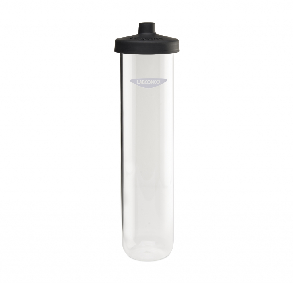 7541200 2000 ml Clear Fast-Freeze Flask
