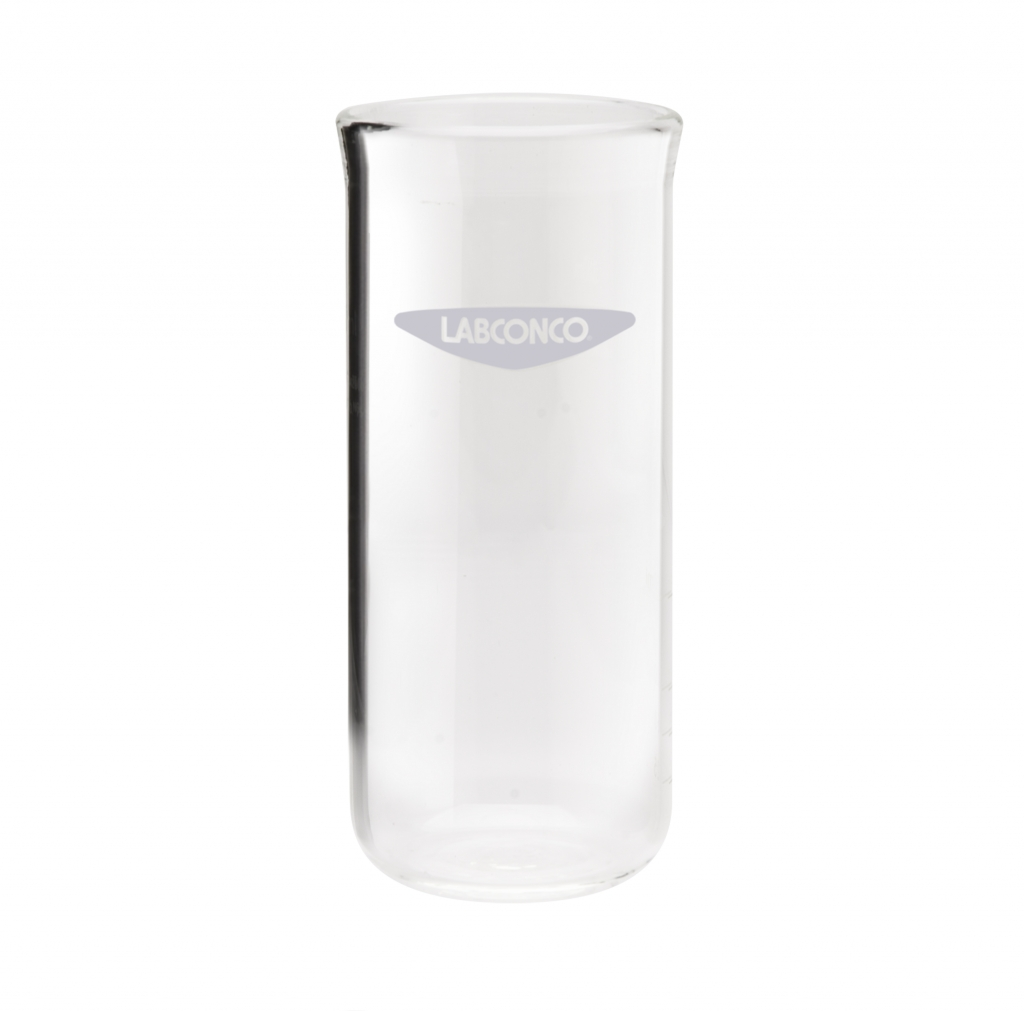 7542600 300 ml Clear Fast-Freeze Flask Bottom