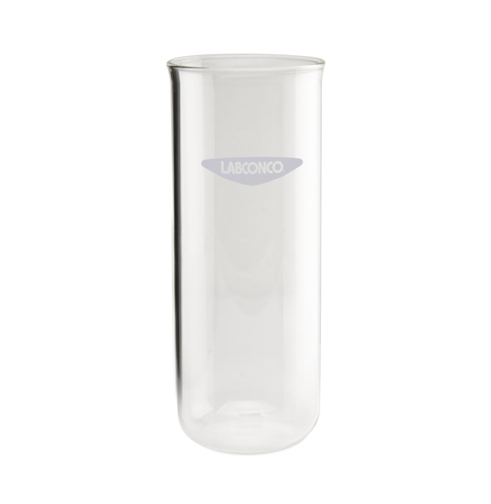 7543000 1200 ml Clear Fast-Freeze Flask Bottom