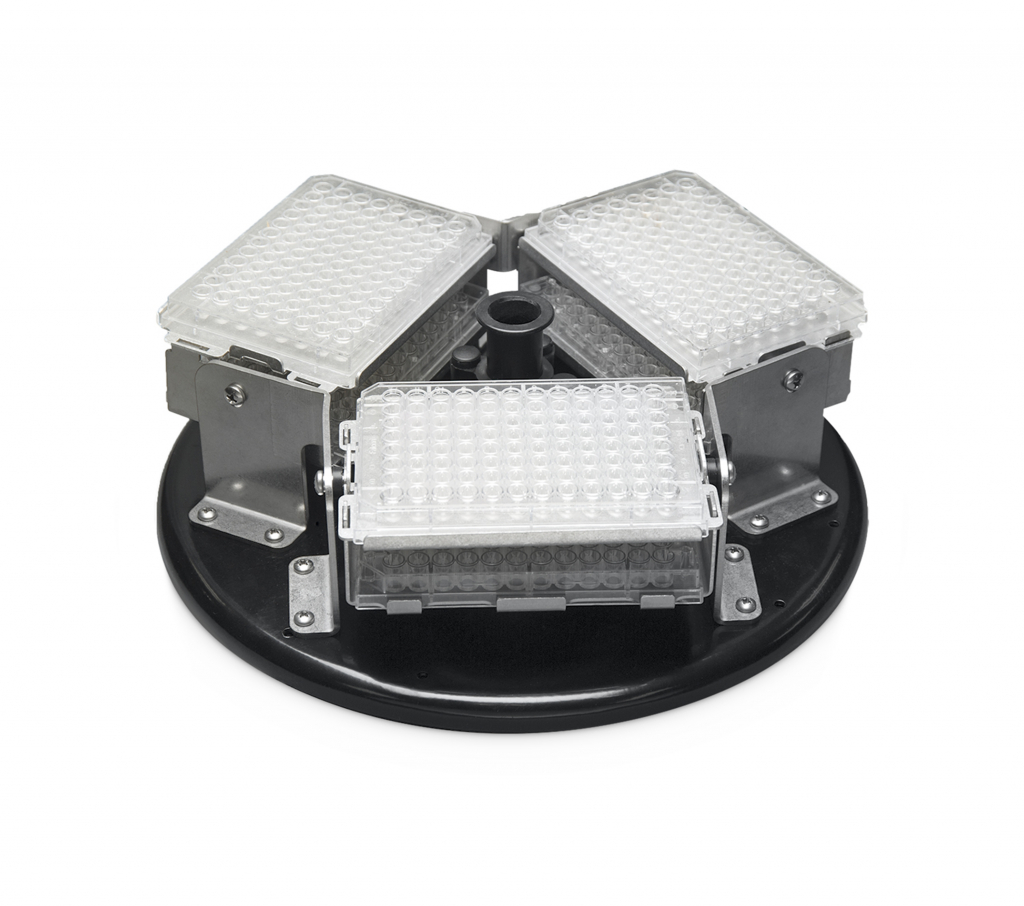 7553000 CentriVap 6-Place Microtiter Plate Rotor