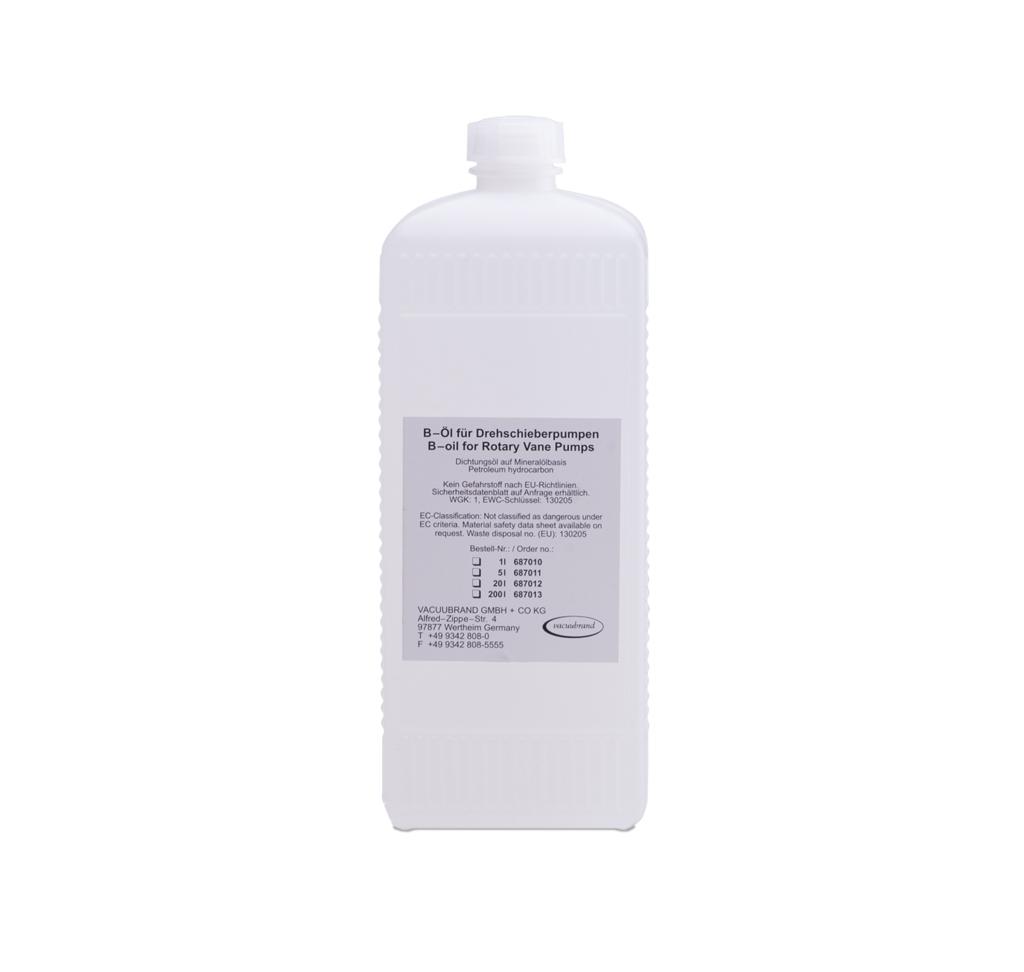 7584300 Vacuubrand B-Oil