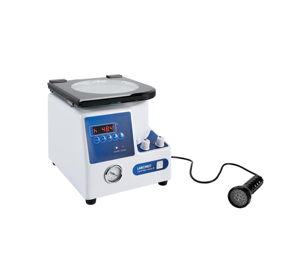 CentriVap micro IR Vacuum Concentrator