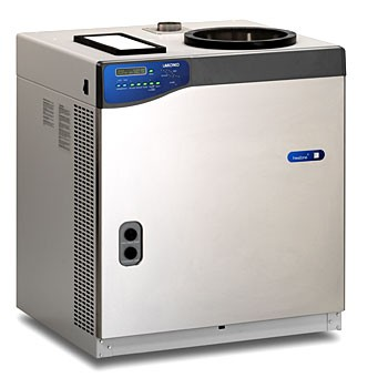 FreeZone 6 Liter Console Freeze Dry System with Purge Valve and Shell Freezer