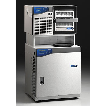 FreeZone 6 Liter Console Freeze Dry System with Stoppering Tray Dryer and Teflon-Coated Collector