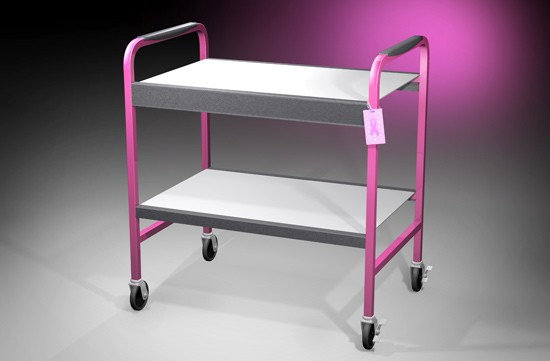 Cart for the Cure