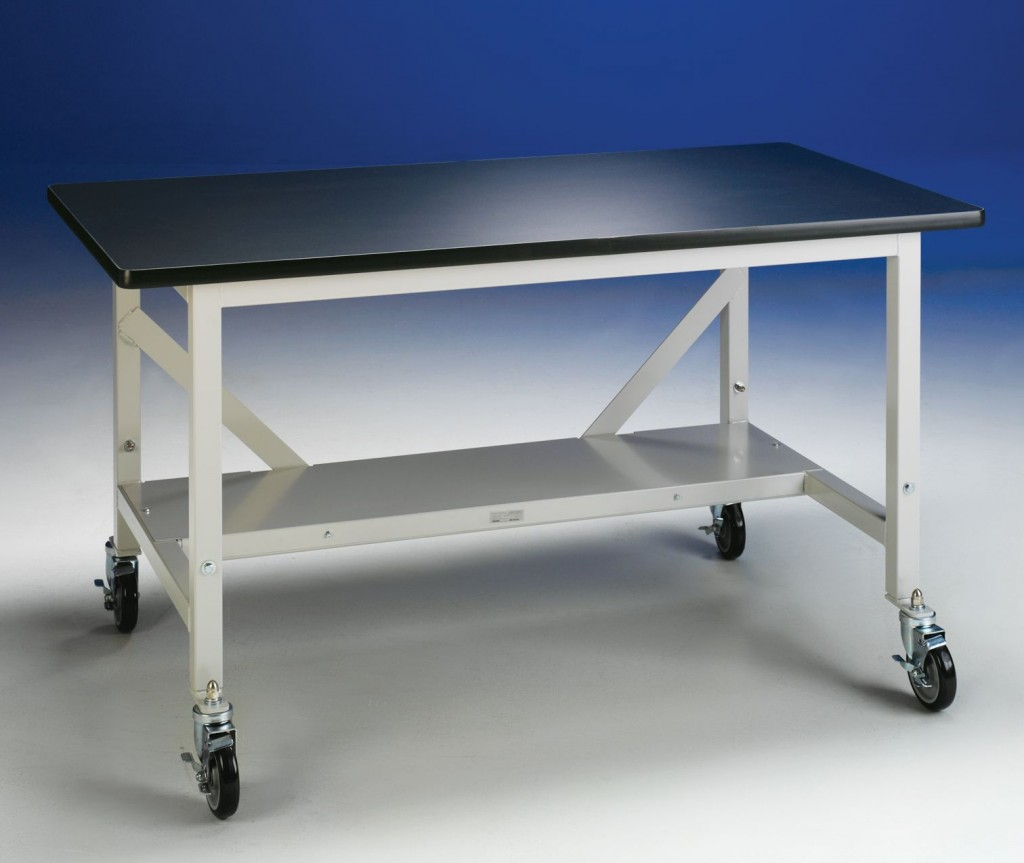 Adjustable Height Mobile Base Stand