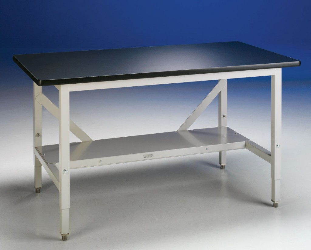 Adjustable Height Stationary Base Stand