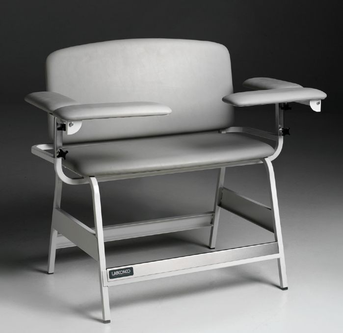 Bariatric Blood Drawing Chairs Labconco