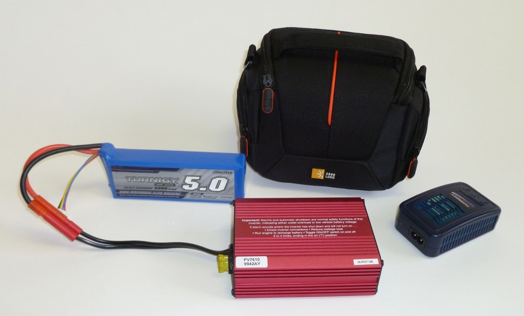 Field Power Kit, 115 volts, 60 Hz (without batteries)