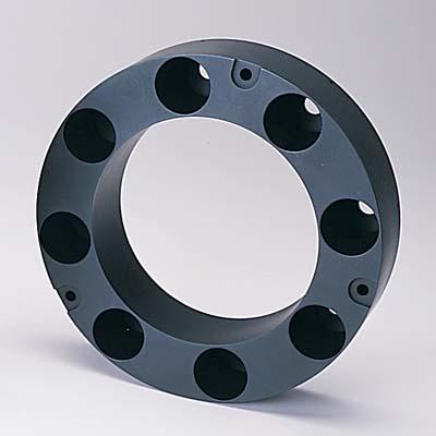 170 ml Borosilicate Glass Tube Teflon-Coated Aluminum Block