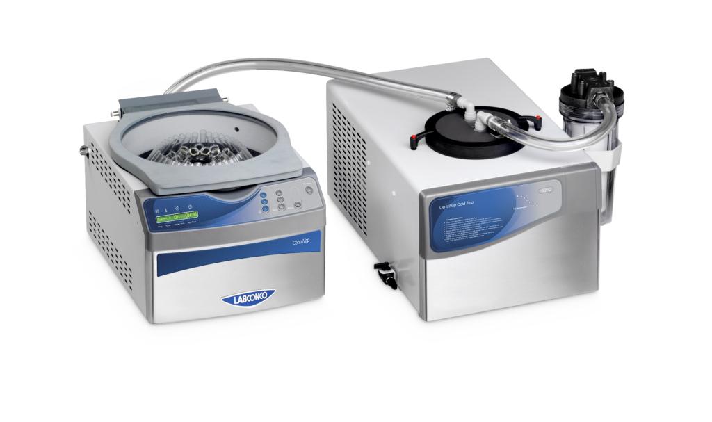 CentriVap Concentrator System