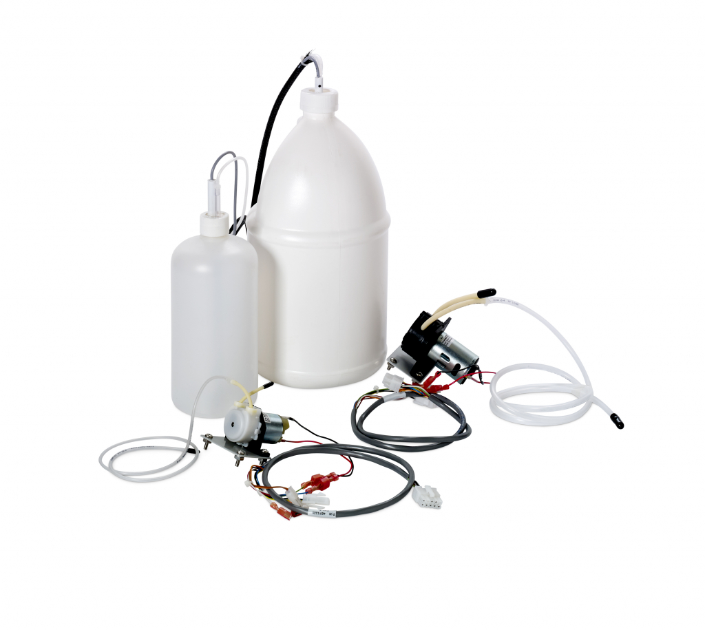 Detergent and Rinse Aid Dispenser Kit, 4679700
