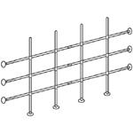Distillation Grid Kit