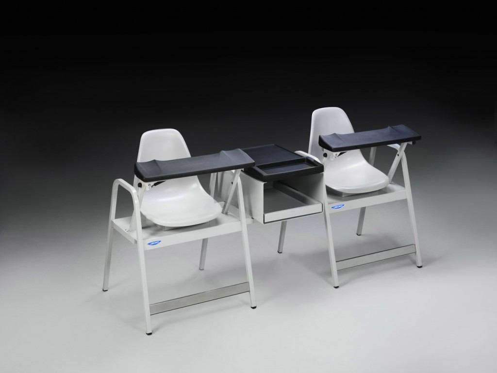 Double Blood Drawing Chair, no models 2015 1000
