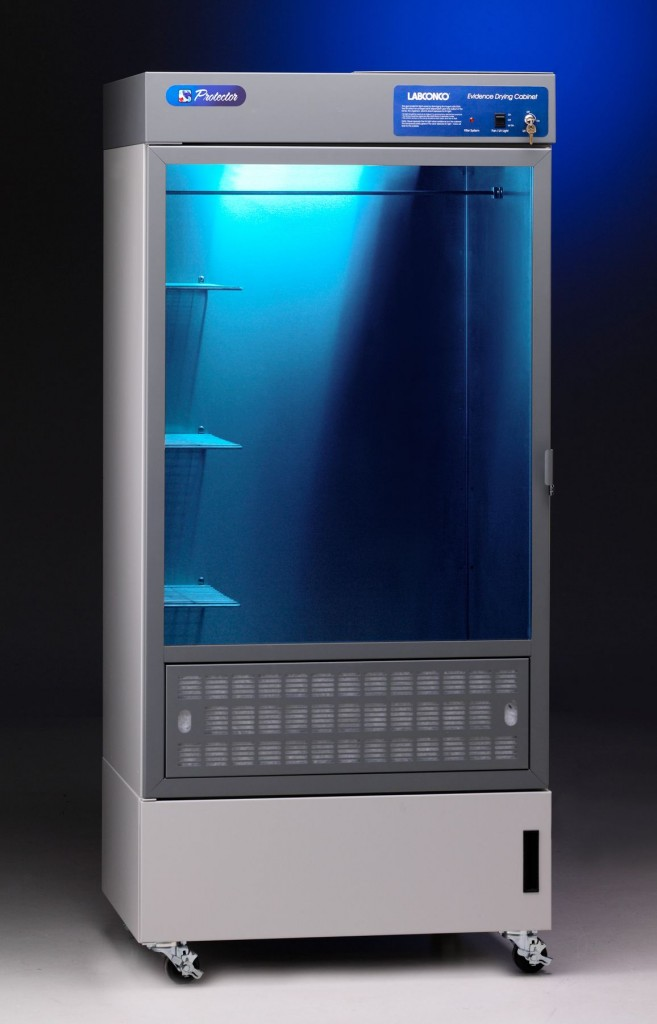 3' Protector Evidence Drying Cabinet with UV Light