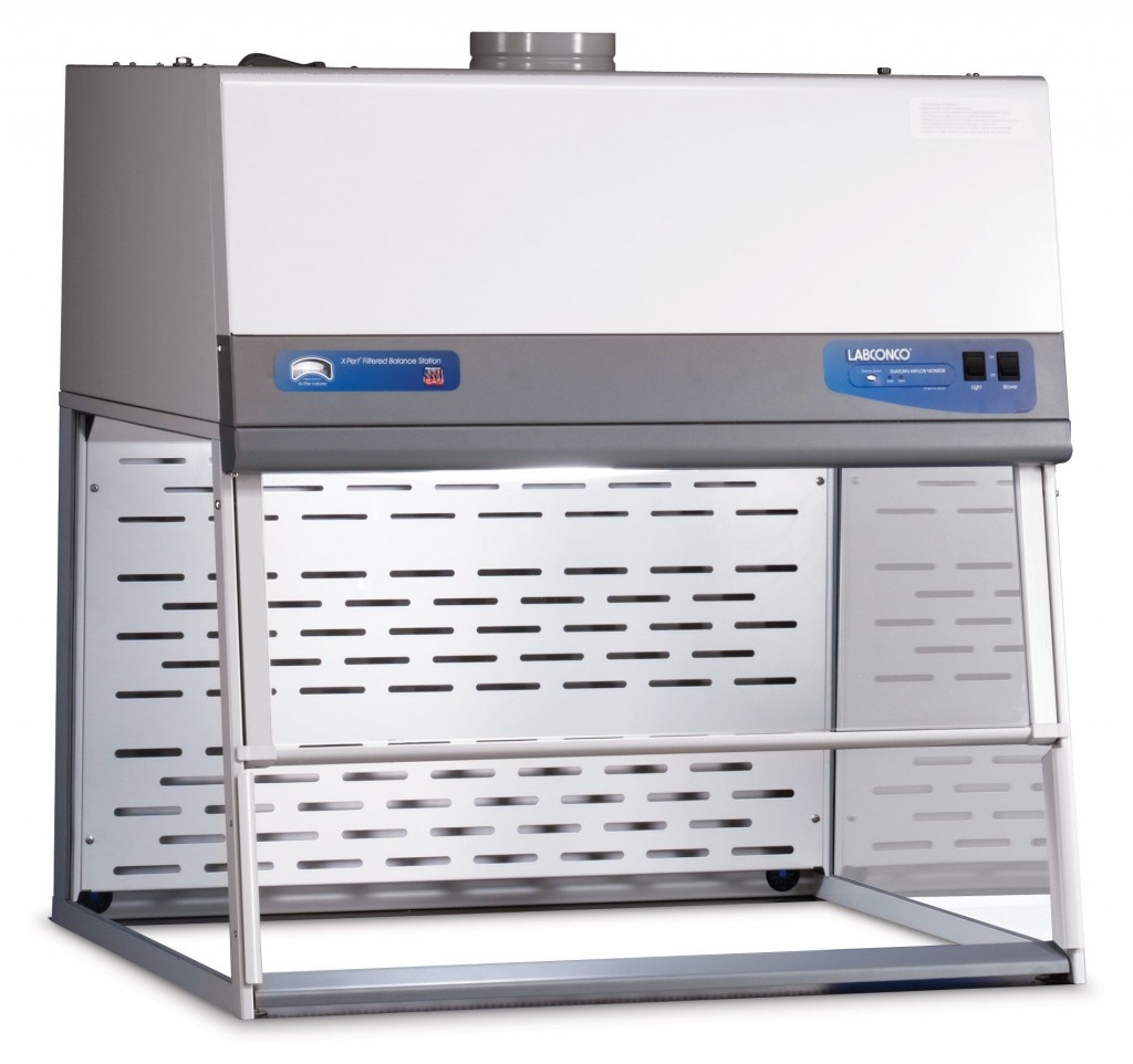 2' XPert Filtered Balance Station with Guardian Airflow Monitor