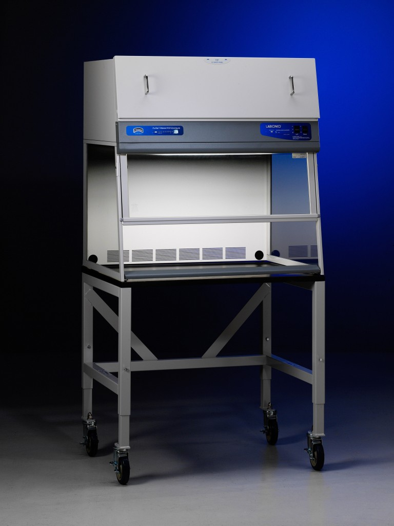 Filtered PCR Enclosure