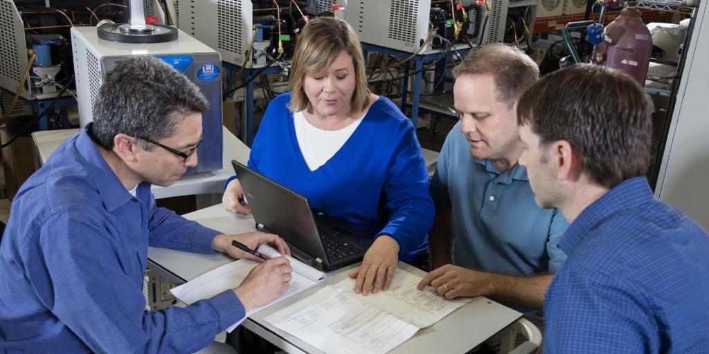 Labconco engineers design the FreeZone Freeze Dryer with Lyo-Works