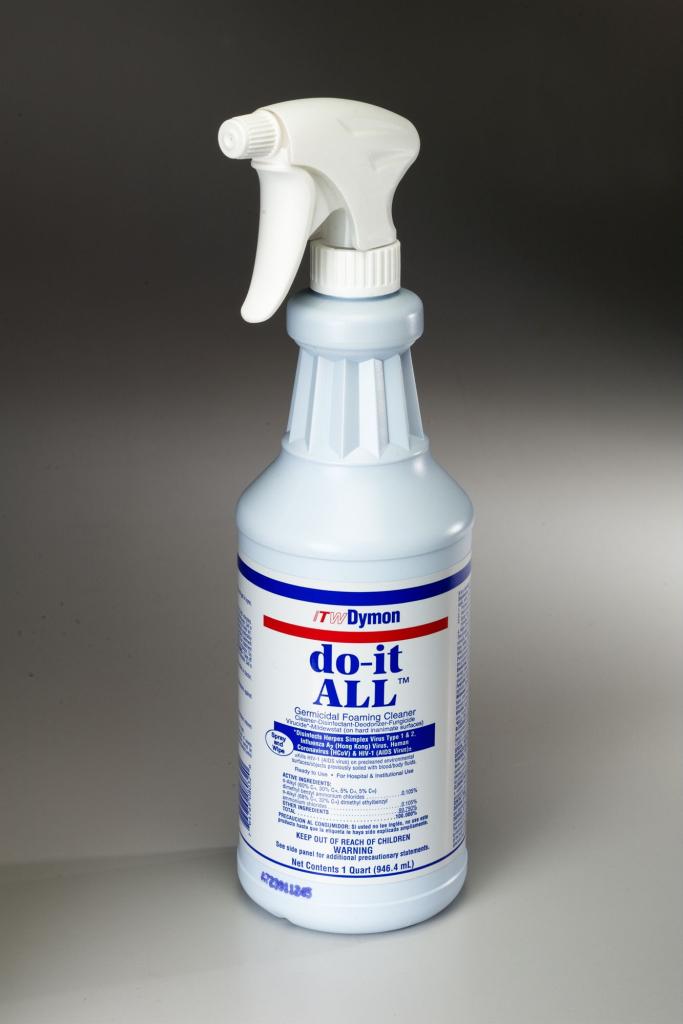 Germicidal Cleaner (32 ounce spray bottle)