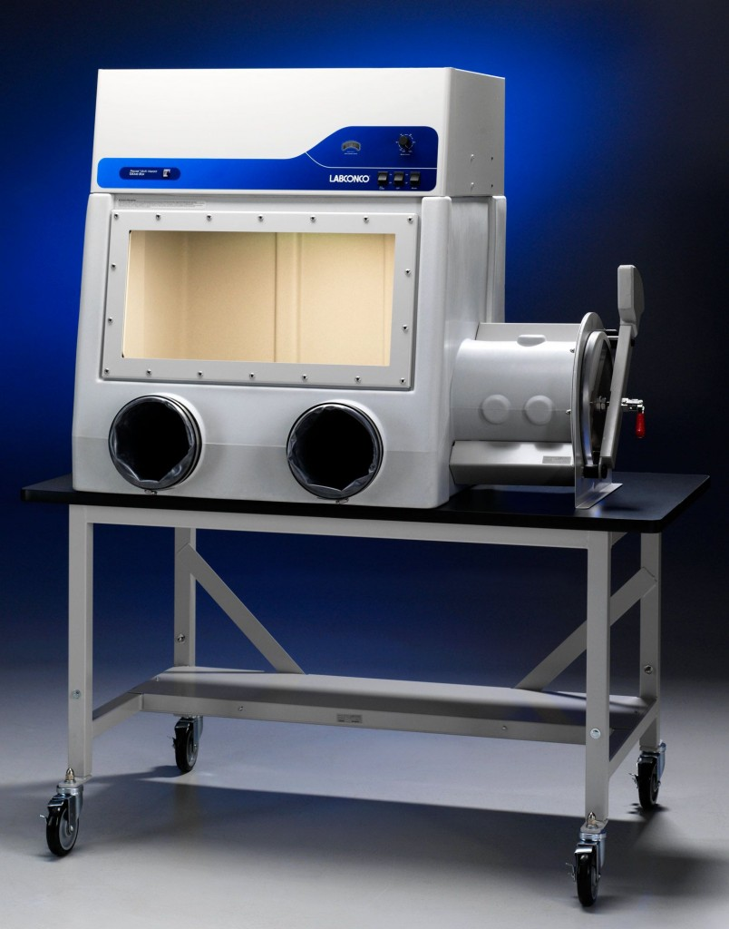 Precise HEPA-Filtered Glove Box