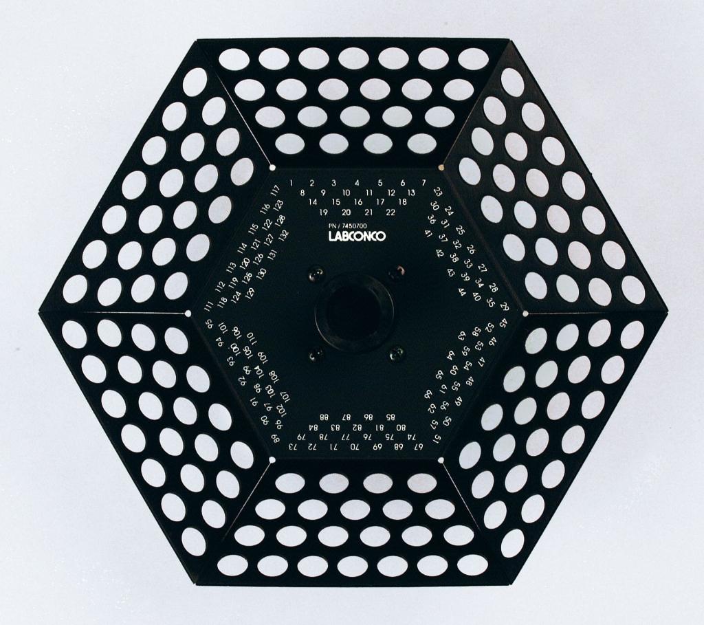 Acid-Resistant Hexagonal Rotor