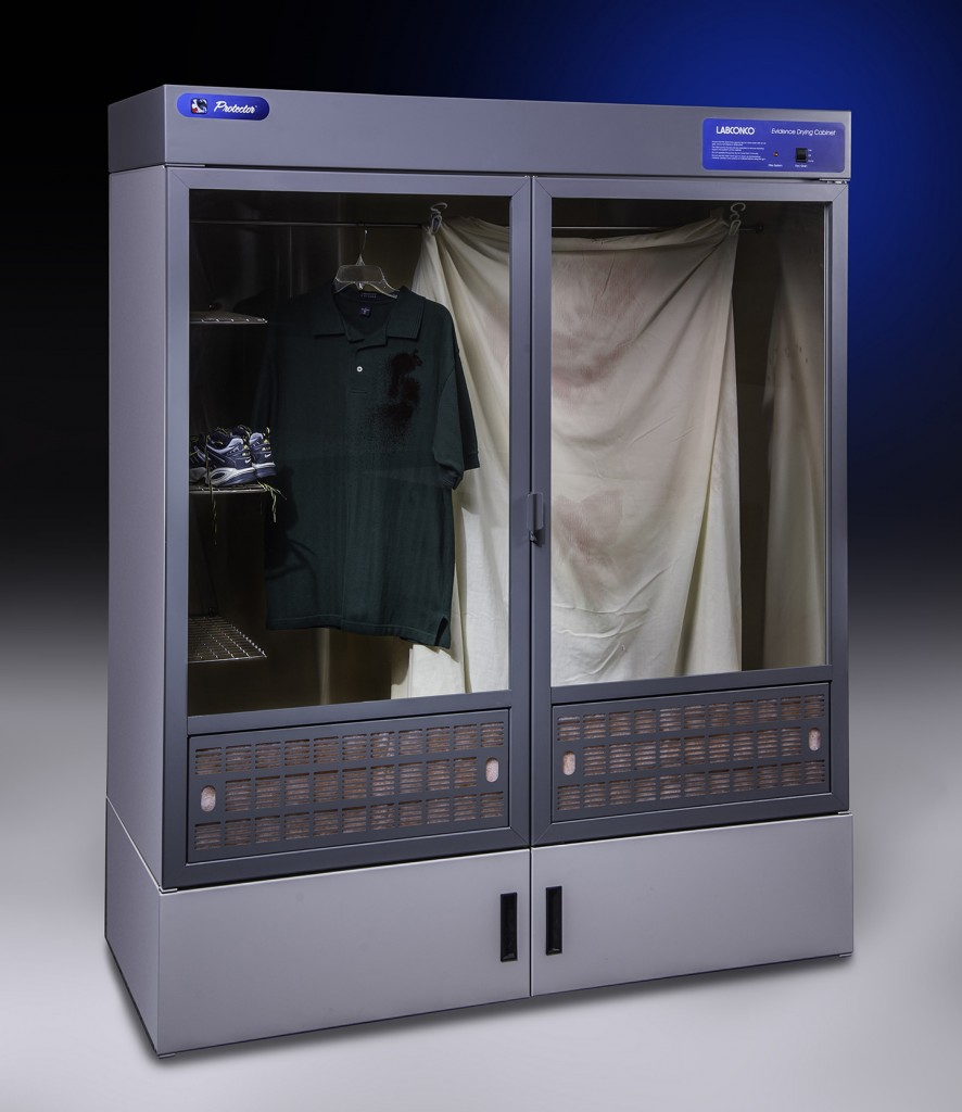 4' Protector Evidence Drying Cabinet with UV Light