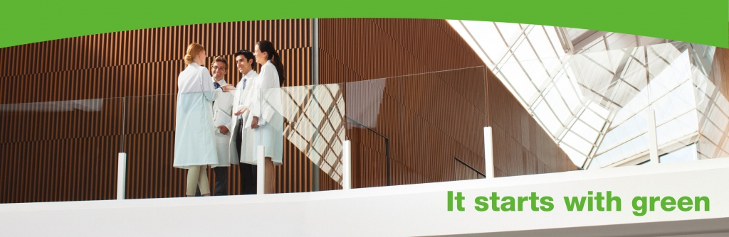 It starts with LEED credits for being green